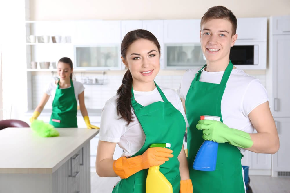 Benefits of Hiring House Cleaning Professionals