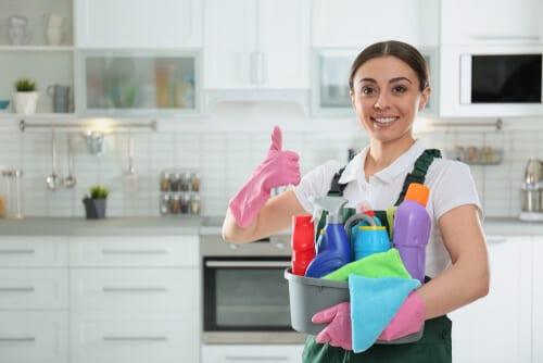 Maid Services in Zurich